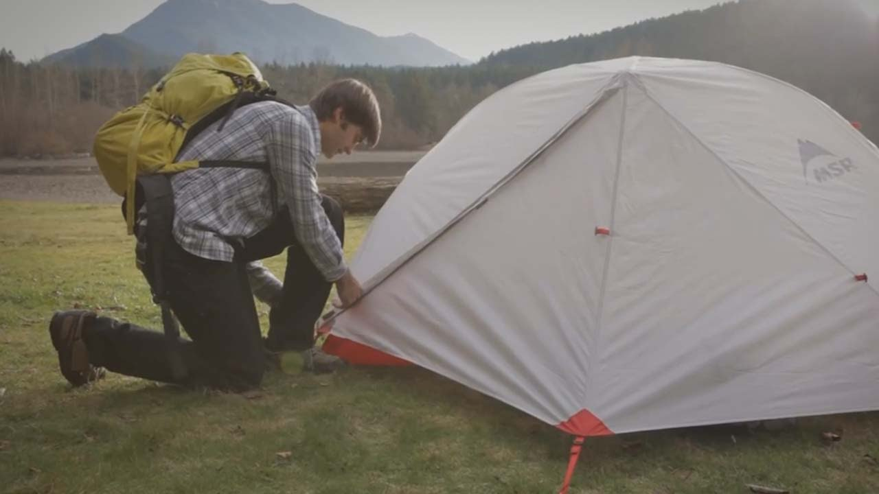 Elixir 2 Hiking Tent