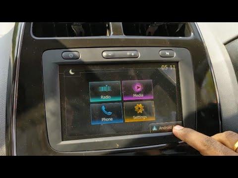 Renault Media Nav Evolution avec Apple CarPlay - смотреть онлайн на