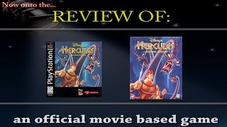Movies to Video Games Review - Disney