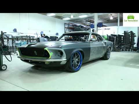 Download Car Restoration - 1969 Ford Mustang HD Mp4 3GP Video and MP3
