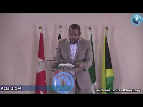 """The Pentecost"" with Pastor Emmanuel Echidime"