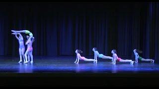 Escuela de Danza Stardanze - Danza Moderna Jazz - Fireworks