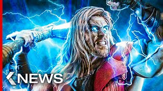 Thor 4: Love and Thunder, Superman, Dungeons & Dragons... KinoCheck News