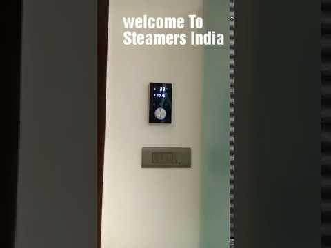Steam Bath Machine Equipment