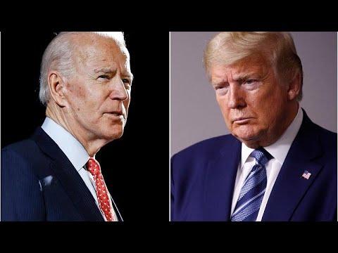 ΗΠΑ-προεδρικές εκλογές 2020: Πρώτη τηλεμαχία Τραμπ – Μπάιντεν…