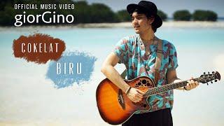 Lirik Lagu dan Chord Gitar GIORGINO - Cokelat Biru