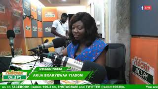 DWASO NSEM NEWSPAPER REVIEW - N'APOSO N'APOSO On Adom FM (1-2-19)