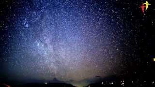preview picture of video 'Stargazing At Begnas, Pokhara. Nepal - Time Lapse'