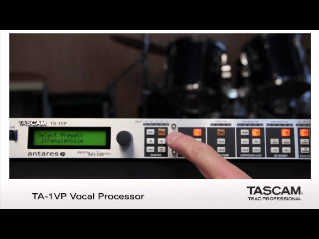 TA-1VP Vocal Processor