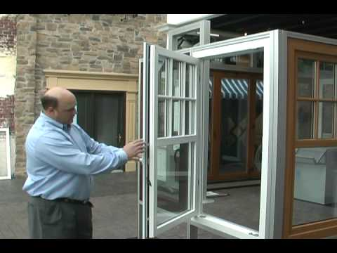 Discover commercial window and door systems and their energy efficient design. Learn how these cost saving windows and doors open and close and effectively operate. Vinyl Commercial Windows