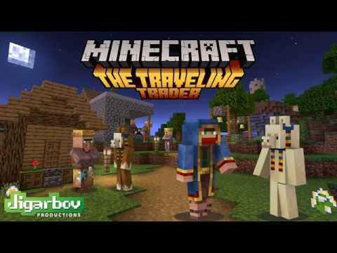 The Traveling Trader - Minecraft Marketplace Trailer