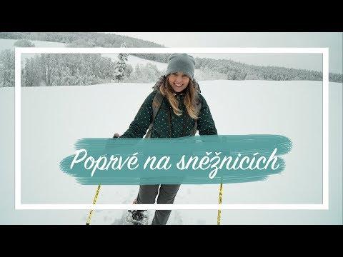 Poprvé na sněžnicích | Za zážitky netřeba daleko