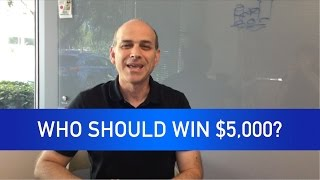 Who Should Win $5,000? Beachbody Challenge Summer 2016
