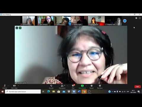 Imagen de Los derechos en las aulas, 3º encuentro (virtual): Conversatorio con Claudia Loyola