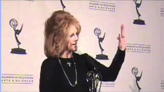 Ann-Margret on her Emmy win for Law & Order SVU