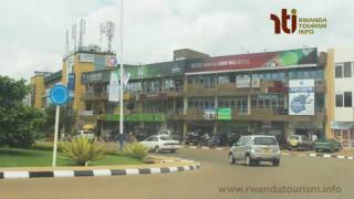 Rwanda Virtual Tour - featuring Kigali Peace Marathon Route Part 2 of 2