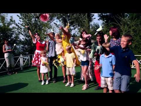 Микки и Мини Маус. Кенди бар и детский праздник в Харькове