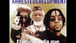Dawn Of The Dreads - Arrested Development (subtitulos español)