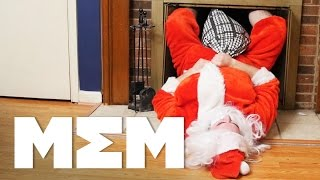 Bad Times For Santa To Come Down The Chimney - ButSeriouslyProd/ The Men Who Do Nothing