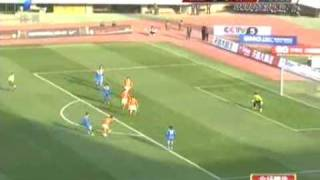 preview picture of video 'CSL Shandong luneng 1:1 Shenzhen Highlights 2009.03.22'
