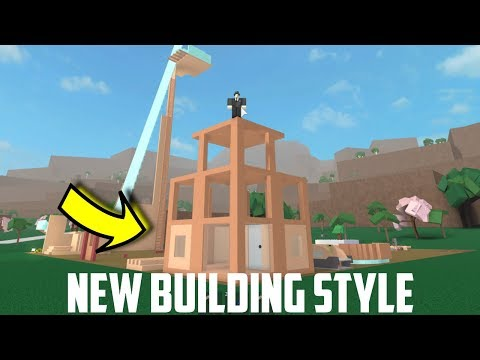 How to get EASY BUILDING SECRET!!! | Roblox Lumber Tycoon 2