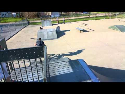 Day at the Corbin Skatepark