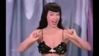 Bettie Page Dances To The Seeds