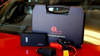 1byone Car Jump Starter Review