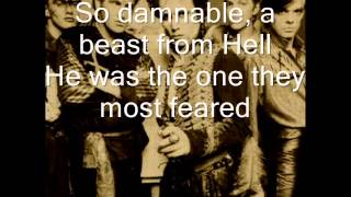 Adam and the Ants - Jolly Roger Lyrics