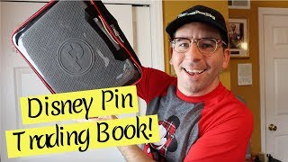 New Disney Pin Trading Book! | PinFolio Pro Show
