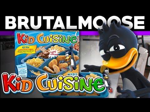 Kid Cuisine – TV Dinner Reviews – brutalmoose