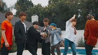 BTS BURN THE STAGE THE MOVIE CUTE AND FUNNY MOMENTS