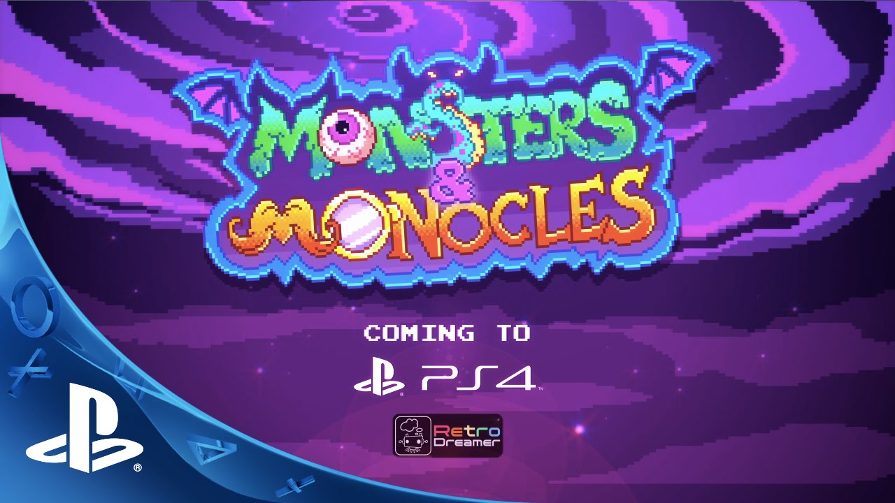 Monsters & Monocles Coming to PS4