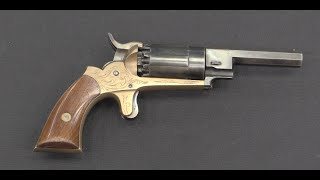 The Walch Revolver: How 5 Chambers Become 10 Shots