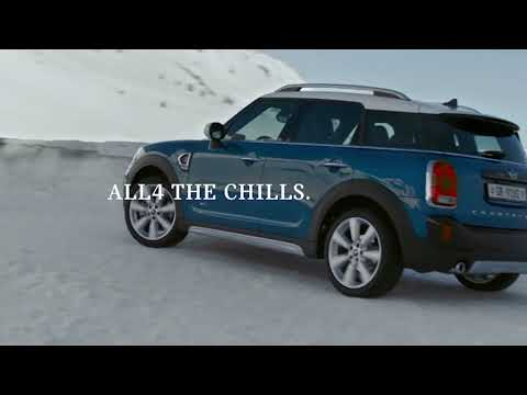 MINI USA | MINI Countryman With ALL4 | MINI All-Wheel Drive