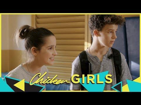 "CHICKEN GIRLS   Annie & Hayden in ""Stronger in Numbers""   Ep. 10"