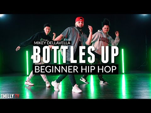"Beginner Hip Hop Dance Tutorial – Mikey DellaVella ""Bottles Up"""