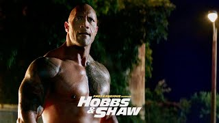 Fast & Furious Presents: Hobbs & Shaw - Dwayne Johnson Pays Homage to his Samoan Culture