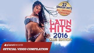 LATIN HITS 2016 ► MEGA MIX COMPILATION ► TODO LOS EXITOS 2016 SALSA, BACHATA, REGGAETON, FITNESS