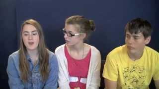 Zach, Taylor and Hannah - KCVI