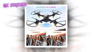 Eachine E38 WiFi FPV RC Drone 4K Camera