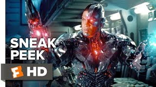 Justice League Cyborg Sneak Peek (2017) | Movieclips Trailers