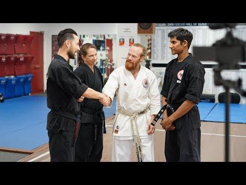 Can a TANG SOO DO Black Belt exist in a SHOTOKAN world?