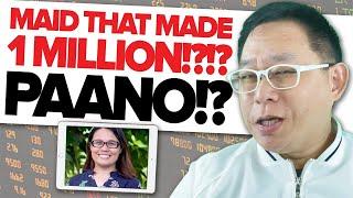 Maid that Made 1Million Pesos? Paano? (Investing lang ang ginawa)