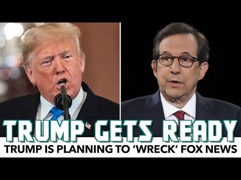 Trump Is Planning His Revenge On Fox News