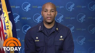 Surgeon General Jerome Adams: I 'Never Saw' Memo Warning Of Pandemic | TODAY