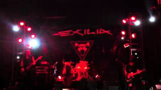 "Exilia  ""Day in hell"""