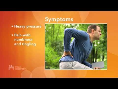 Managing Your Back Pain - Symptoms