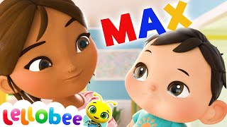 What's Your Name Song | Nursery Rhymes & Kids Songs! | BRAND NEW! Baby Songs | Little Baby Bum