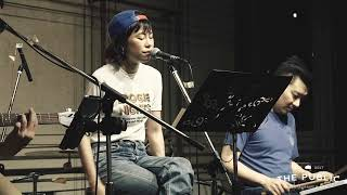 White Flag   Dido Cover By  Aey Kuljira Live@The Public เอ้ The Voice